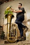 Tuba for plant by amanito