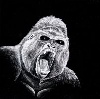 ape man by peacerelic-400