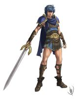 Classic Marth by jaeon009