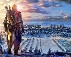 Assassins Creed 3 Wallpaper ! by thenextlover