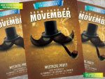November PArty Flyer by HDesign85
