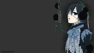 Ciel Phantomhive by justwant2fly
