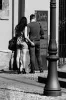 Postcard from Milan 09 by JACAC
