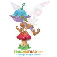 Fee - Fairy FROGandTOAD by FROG-and-TOAD