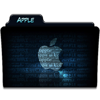 Apple Folder HD by JackXan