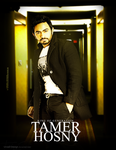 TAMER HOSNY by Unveil-Design