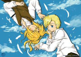 FMA: Dreaming by dezequs