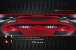 DODGE DART FACE by ANOZER