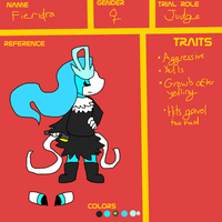 Fieridra Sheet for CROSSED! Trial by thisisspartacat1230