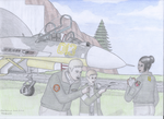 Tribute to Ace Combat 4: The Goodness Of A Home by caiobrazil