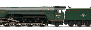 hornby gresleys mikado by Danishinterloper656