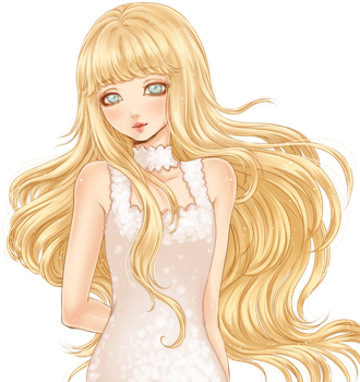 Commission for DementedNymph: Eloise II by The-Nonexistent