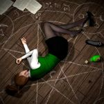 A Coven Of Lies - Emily Lockwood and the spider P8 by MarkusJo
