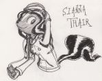 Sianna Inked by Exranion