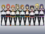 Love Live! Mass Produced Reprogramming by HypnolordX