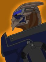 Garrus by LoveGrunt