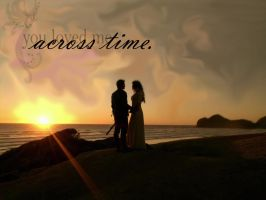 Love trancends time.. by diceandbells