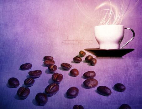 Coffee Time Revisited by kuschelirmel