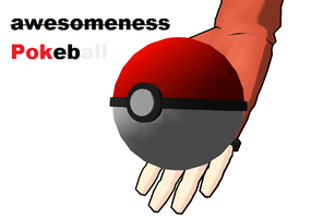 MMD Pokeball by fruity-bunny