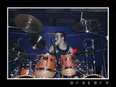 The Drumer by oratory
