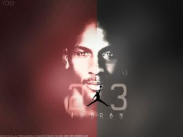 Michael Jordan Split 23 by austin671