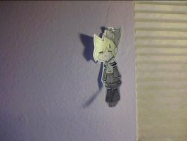 Kagamine Len - PaperChild. XD by Taelidityy
