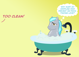 Cleanliness is next to... Loneliness? by OhItIsOn