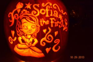 Sofia the First by Cvetme