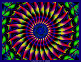 Abstract DragonsTooth KScope by Lasercrew420