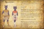AA Species- Nelophi by temiel