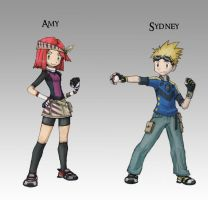 Player Characters by Either-Art