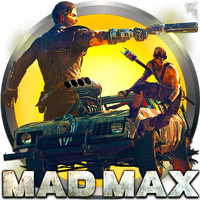 Mad Max by POOTERMAN