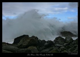 The Wave That Nearly Killed Us by eehan