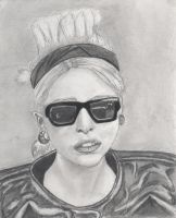 Lady Gaga by Tsveto4ek