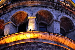 Galata Tower by trcakir