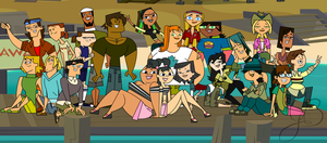 Total Drama Swapped by GwennieBlack