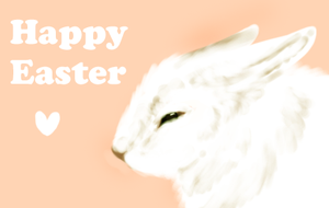 Happy Easter !! by BeCarefulPaint