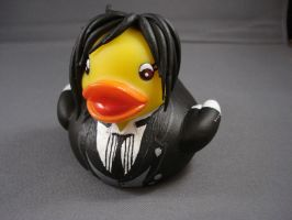 Sebastian Michaelis Duck 2 by spongekitty