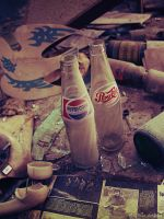 pepsi never dies .. by mat3jko