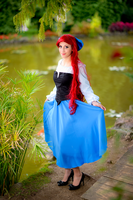 Ariel Cosplay by Selhin