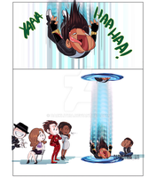 TheFlash: Cisco having fun by DarkLitria