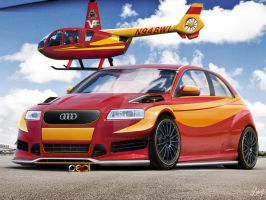 AUDI A3 R-s2000 by PepiDesigns