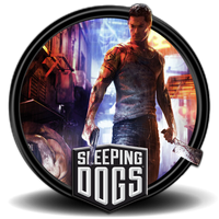 Sleeping Dogs icon (PNG) by SidySeven