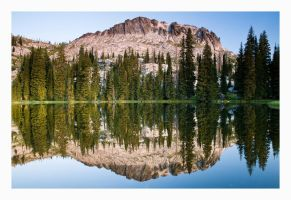 Slab Butte by collectiveone