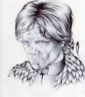 Lannister Tyrion by alduin46