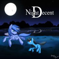 Night Decent by xYarks