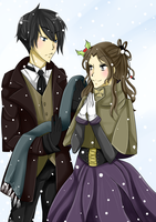 TID: Merry Christmas by iondra