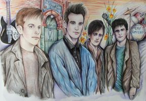 The Smiths by dawndelver