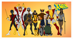 The Uncanny X-Men - The Kitty Pryde '80s Era by Femmes-Fatales