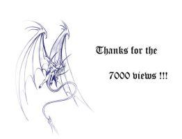 Thanks for the 7k views by Tanathiel
